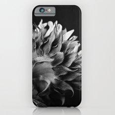 Sunflower (B&W) Slim Case iPhone 6s