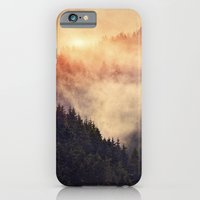 portrait iPhone & iPod Cases featuring In My Other World by Tordis Kayma