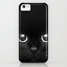 Black Cat Slim Case iPhone 5c