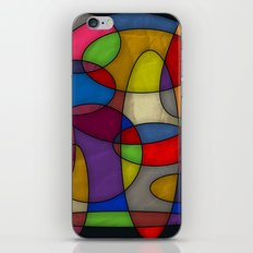 Abstract #314 iPhone & iPod Skin
