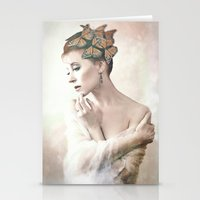 Adorned Stationery Cards