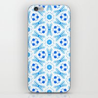 Moroccan Flowers iPhone & iPod Skin