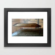 object Framed Art Print