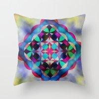 [Livid_Vivid] Throw Pillow