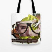 Make Me Perfect | Collag… Tote Bag