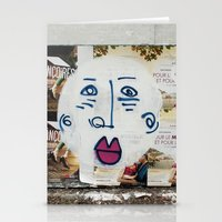 Big Face Stationery Cards