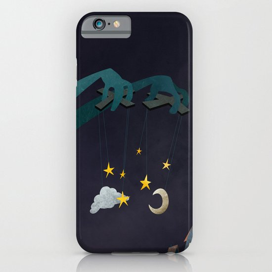 The Night Puppeteer iPhone & iPod Case