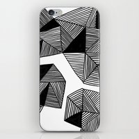 Pieces iPhone & iPod Skin