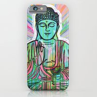 Psychedelic Buddha iPhone 6 Slim Case