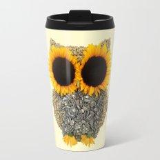 Hoot! Day Owl! Travel Mug