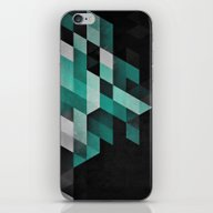 iPhone & iPod Skin featuring Dryma Mynt by Spires