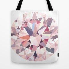 diamond Tote Bag