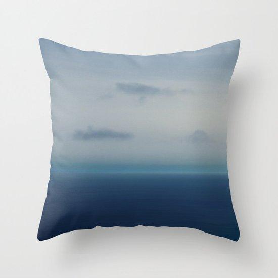 Eternity I Throw Pillow