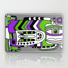 green eye Laptop & iPad Skin
