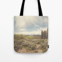 In Search Of Ansel Tote Bag