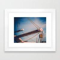 Follow the Star Framed Art Print