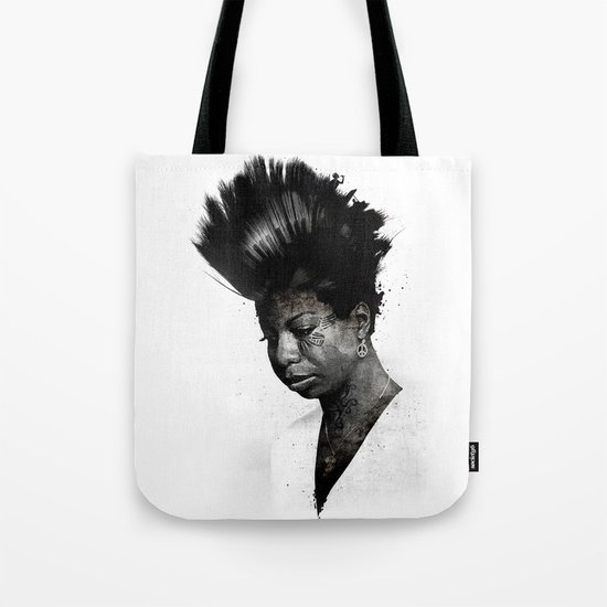 NINA'S NOT DEAD Tote Bag