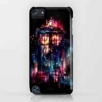 iPod Touch Cases featuring All of Time and Space by Alice X. Zhang