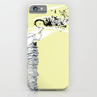 """iPhone & iPod Case featuring Glue Network Print Series """"Education & Arts"""" by Blaine Fontana"""