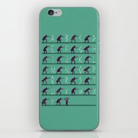 From A To Zorro iPhone & iPod Skin