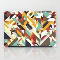 Native Geometric iPad Case