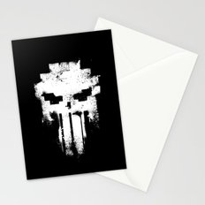 Space Punisher Stationery Cards