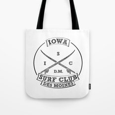 Iowa Surf Club Tote Bag