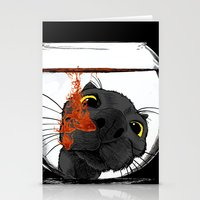 Color Drop Stationery Cards
