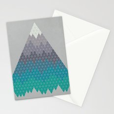 Many Mountains Stationery Cards