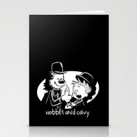 Hobbel And Calvy Stationery Cards
