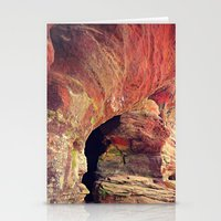 The Rock House 1 Stationery Cards