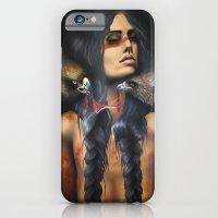 Running Eagle iPhone 6 Slim Case