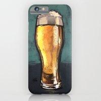 Glass Of Beer iPhone 6 Slim Case