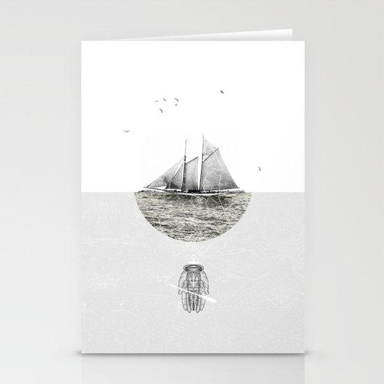 Neptune Stationery Card
