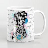 Mr. Darcy - Ardently Adm… Mug