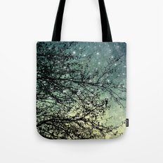 Starry Sky Tote Bag