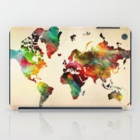 A Painted World iPad Case