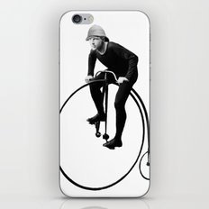 Keep Pushing iPhone & iPod Skin