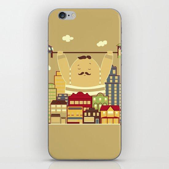 Shoplifter! iPhone & iPod Skin