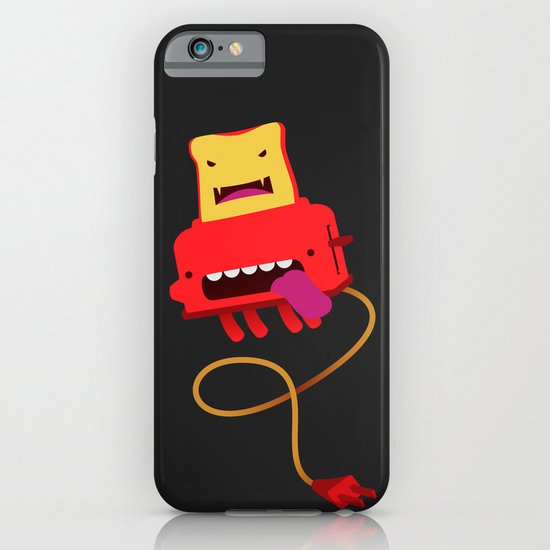 Toast made me do it iPhone & iPod Case