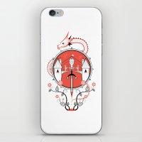 A Legend of Blood iPhone & iPod Skin