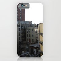 iPhone & iPod Case featuring CITY VIEW by Brianna Saba