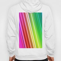 Rainbow Silk Hoody