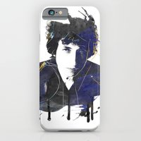 iPhone & iPod Case featuring bob dylan by manish mansinh