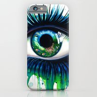 -The peacock- iPhone 6 Slim Case
