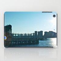 Long Island Sunset iPad Case