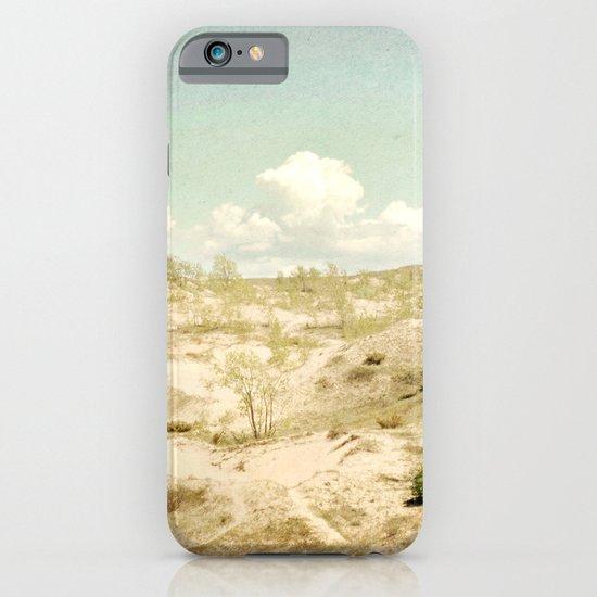 The Beginning Sleeping Bear Sand Dunes iPhone & iPod Case