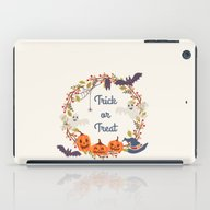 iPad Case featuring HALLOWEEN2 by Ceren Aksu Dikenci
