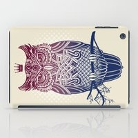 Warbird (Great-horned Ow… iPad Case