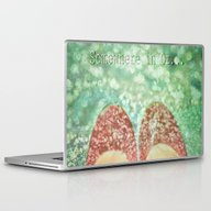 Somewhere In Oz... Laptop & iPad Skin